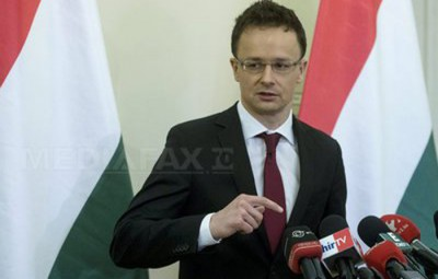 Ministrul-ungar-de-Externe,-Peter-Szijjarto