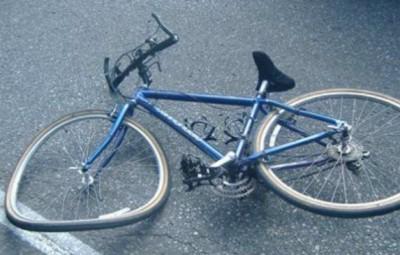 bicicleta pe sosea