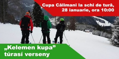 """""""Kelemen-kupa""""-túrasí-verseny"""