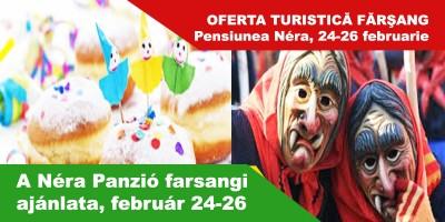 A-Néra-Panzió-farsangi-ajánlata,-február-24-26