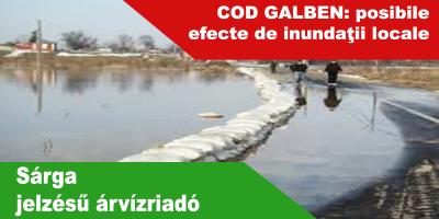 galben-inundatii
