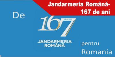 Jandarmeria-Română-167-de-ani