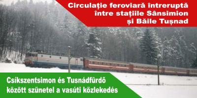 Csíkszentsimon-és-Tusnádfürdő-között-szünetel-a-vasúti-közlekedés