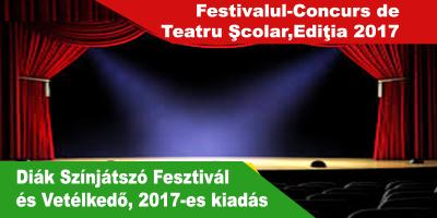 Diák-Színjátszó-Fesztivál-és-Vetélkedő,-2017-es-kiadás