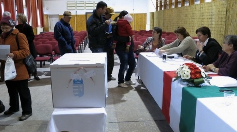 Alegeri-Ungaria